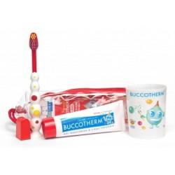 Buccotherm, zestaw dla dzieci, truskawka