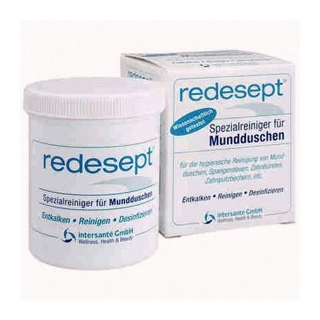 REDESEPT - Profesjonalny preparat do czyszczenia, dezynfekcji i odkamieniania irygatorów