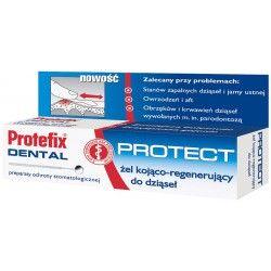 Protefix, PROTECT ŻEL w stanach zapalnych