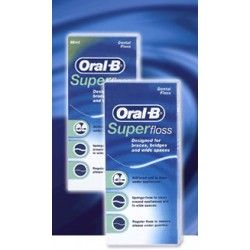 Nić SuperFloss, Oral- B