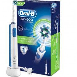Braun Oral-B PRO 600 - Szczoteczka elektryczna do zębów D16.513