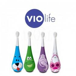 Violife Rockee - szczoteczka dla dzieci z wymiennymi końcówkami