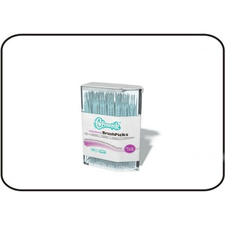 Cleanpik Interdental FlossPicks