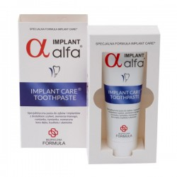 Alfa Implant Care Toothpaste 75 ml.