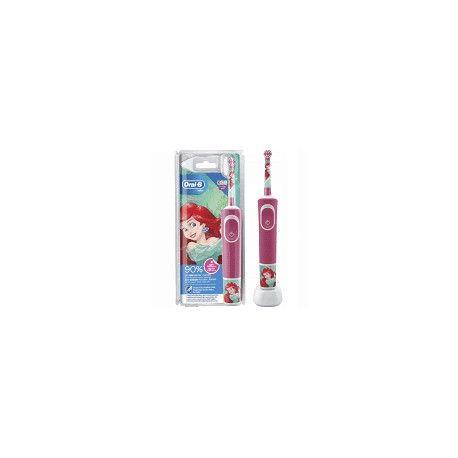 BRAUN Oral-B Stages Power 900 Kids- szczoteczka elektryczna KSIĘŻNICZKI 3+