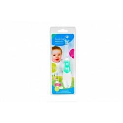 BabySonic PRO - szczoteczka soniczna dla dzieci (0-3 lat)(zielona)