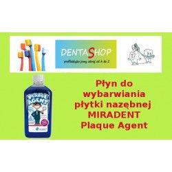 Płyn do wybarwiania płytki nazębnej- Miradent Plaque Agent