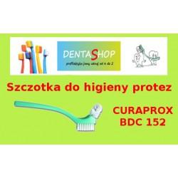 Szczoteczka do higieny protez zębowych , Curaprox