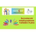 Szczoteczki międzyzębowe Tandex Flexi, zielone