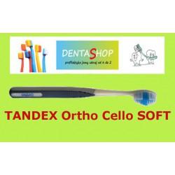 Szczoteczka ortodontyczna Tandex cello