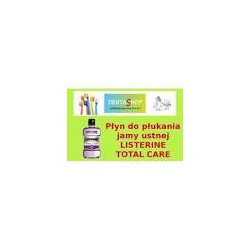 Płyn Listerine Total Care 1000 ml.