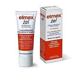 Żel do fluoryzacji Elmex 25 g