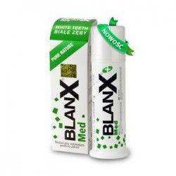 BlanX MED Pasta Czysta Natura,75ml