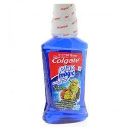Płyn dla dzieci do wybarwiania płytki nazębnej- Colgate Magic, 250 ml.