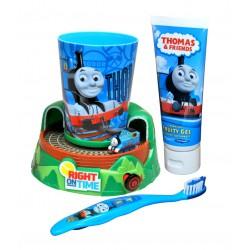 Zestaw łazienkowy Tomek i przyjaciele, Dr Fresh