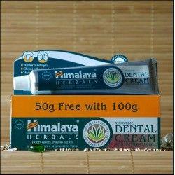 HIMALAYA Herbals pasta do zębów z naturalnym fluorem
