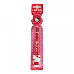 Szczoteczka dla dzieci z wizerunkiem Hello Kitty, Dr Fresh