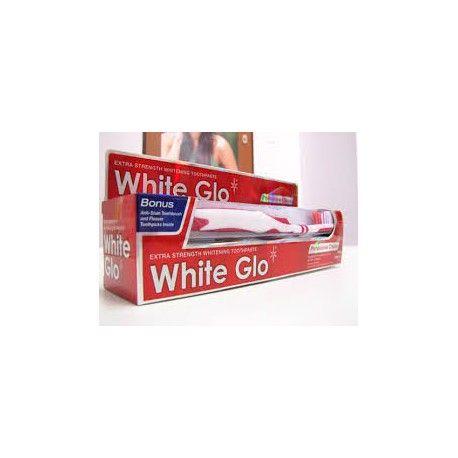 Pasta wybielająca dla aktorów i modelek- White Glo, 100ml