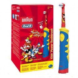 Szczoteczka dla dzieci BRAUN Oral-B Mickey Mouse
