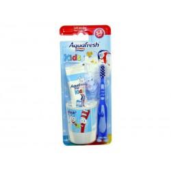 AQUAFRESH KIDS - zestaw dla dzieci do mycia zębów
