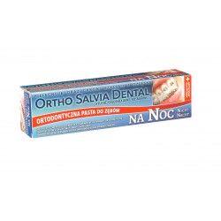 Ortho Salvia Night - Pasta na noc dla osób noszących aparaty ortodontyczne 75 ml