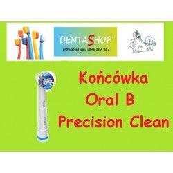 Końcówka do szczoteczki elektrycznej Braun Oral B- PrecisinClean 1 szt.
