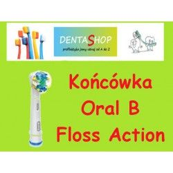 Końcówka do szczoteczek elektrycznych Braun Oral B- Floss Action 1 szt.