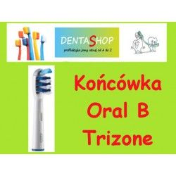 Końcówka do szczoteczek elektrycznych Braun Oral B- TriZone 1 szt.