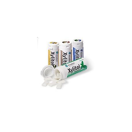GUMY DO ŻUCIA PRZECIWPRÓCHNICY Miradent Chewing Gum 30 szt.